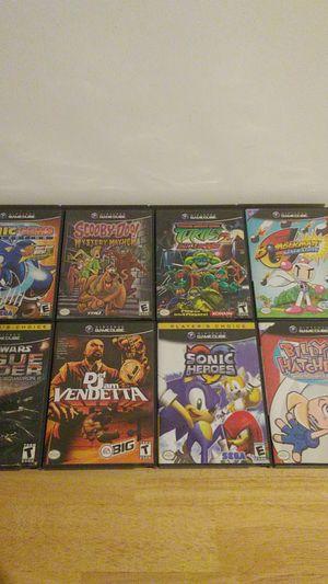 8 gamecube games. Nintendo for Sale in Gallatin, TN