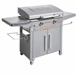 """Blackstone 28"""" Griddle Cooking Station with Hood $200 FIRM for Sale in Redlands, CA"""