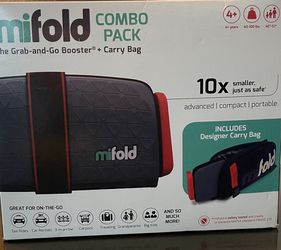 Mifold Booster Seat Combo for Sale in Fort Lauderdale,  FL