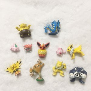 Pokémon Action Figure Bundle for Sale in Hacienda Heights, CA