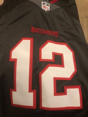 Buccaneers jersey Brady for Sale in Plant City, FL