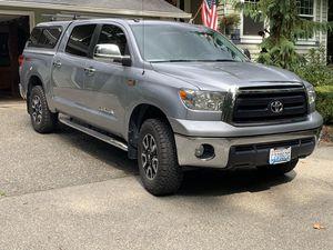 2012 Toyota Tundra Crew Max for Sale in Sammamish, WA