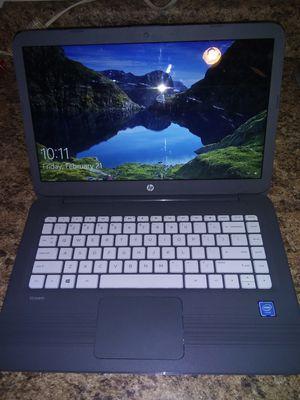 HP Windows S10 laptop for Sale in Hessmer, LA