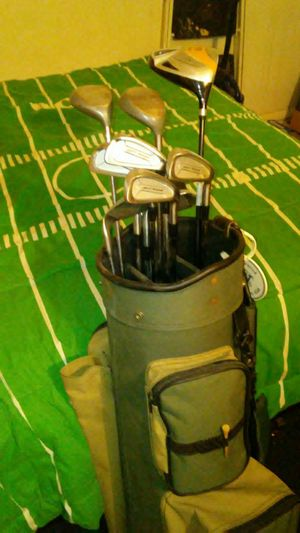 Jack Nicklaus nice golf clubs air bear for Sale in Obetz, OH