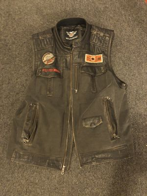 Motorcycle riding vest for Sale in Folsom, PA