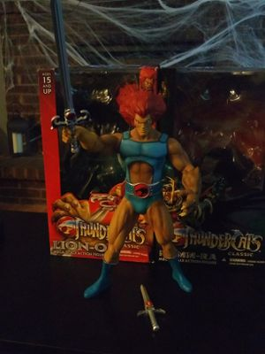 Mezco Thundercats Lion-O Figure for Sale in Citrus Heights, CA