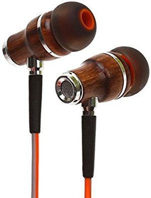 Symphonized NRG 3.0 Earbuds | Wood In-ear Noise-isolating Headphones with Mic & Volume Control for Sale in Nashville, TN