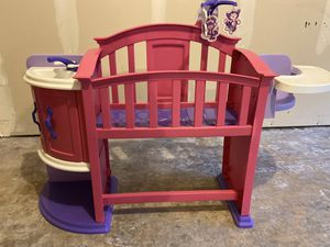 Doll crib for Sale in Bothell, WA