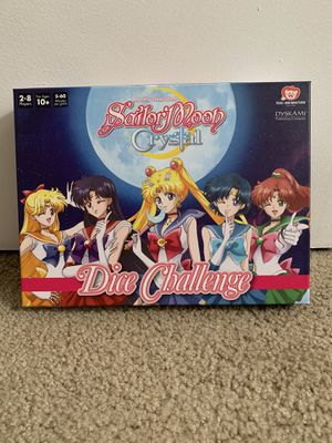 Sailor Moon Crystal Dice Challenge for Sale in Costa Mesa, CA