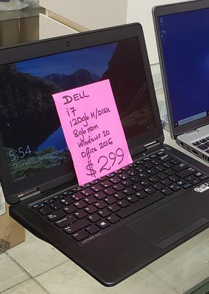 LAPTOPS (MANY) for cheap !!! Read description for Sale in Milford Mill, MD