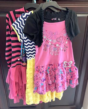 Lot of 3 dresses girls size 14/16 for Sale in San Jose, CA