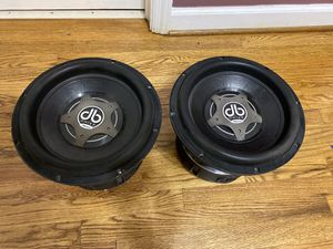 Subwoofer db drive PLT12WD for Sale in Roanoke, VA