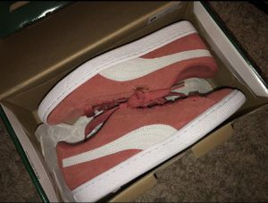 suede pumas for Sale in Auburndale, FL