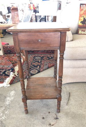 Antique side table for Sale in Nashville, TN