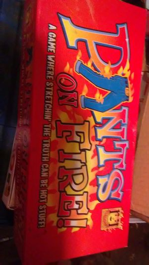 Pants on fire game for Sale in Taylor, MI
