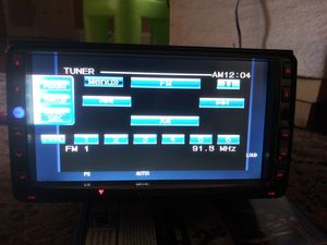 Double din kenwood for Sale in Hyattsville, MD