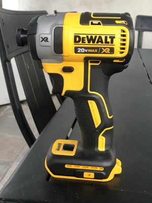 DeWalt 20vMax XR 3-Speed Brushless Impact Drill 🚨Tool Only 🚨 for Sale in Azusa, CA