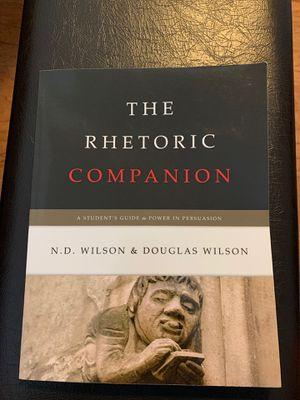 The Rhetoric Companion for Sale in Crozet, VA