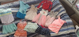 75 pieces Girls clothes 6 to 7t mostly 6 and 6x a 2 5t fit like 6 for Sale in Jacksonville, FL