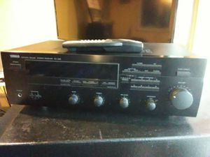 300 Watts Yamaha receiver with remote control for Sale in Washington, DC