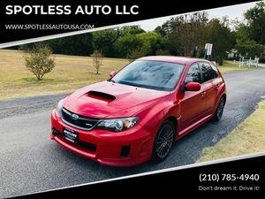2011 Subaru Impreza Wagon WRX for Sale in San Antonio, TX