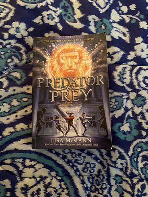 Predator vs Prey book for Sale in Kirkwood, MO