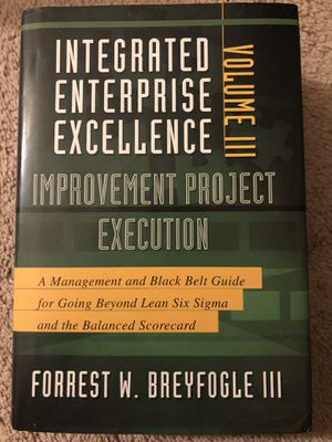 Improvement project execution(Volume 3) for Sale in Pittsburgh, PA