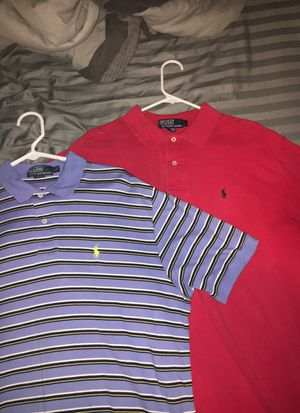 Ralph Lauren Polo Tees for Sale in Knoxville, TN