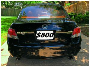$8OO🔥 Very nice 🔥 2OO9 Honda accord sedan Run and drive very smooth!!! for Sale in Washington, DC