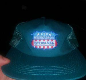 FTP ORIGINAL NEW HATS for Sale in Rialto, CA