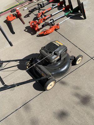 Gas mower for Sale in Dallas, TX