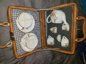Mimi Costume Girls Tea Set for Sale in Melrose, MA