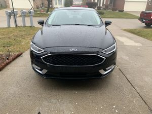 2017 Ford Fusion(low miles) for Sale in Sterling Heights, MI