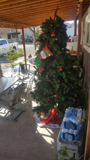 Christmas tree free for Sale in Laveen Village, AZ