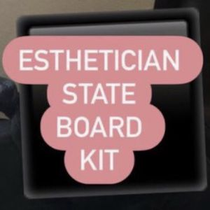 Esthetician State Board Kit for Sale in Hacienda Heights, CA