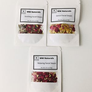 Handmade , Herbal facial steam, Botanical face steam , Natural skin care , Detox face care for Sale in Kent, WA