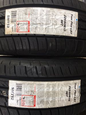 2 brand new tires $200 for Sale in Derwood, MD