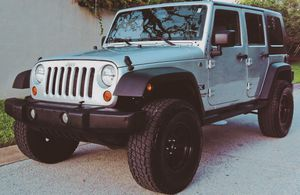 ONE OWNER * RUNS GREAT - LOW MILEAGE JEEP WRANGLER*2007* for Sale in Montgomery, AL