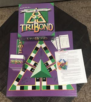 TriBond Board Game Complete for Sale in Port St. Lucie, FL
