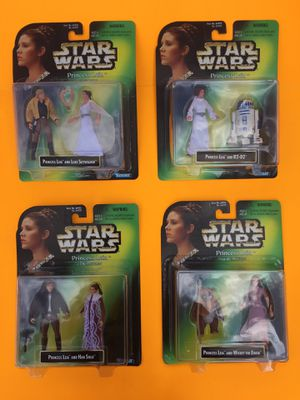 90s Star Wars Princess Leia Collection for Sale in Missoula, MT