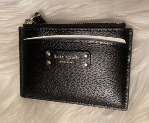 Brand New! Kate Spade Small Zip Card Holder for Sale in Hawthorne, CA