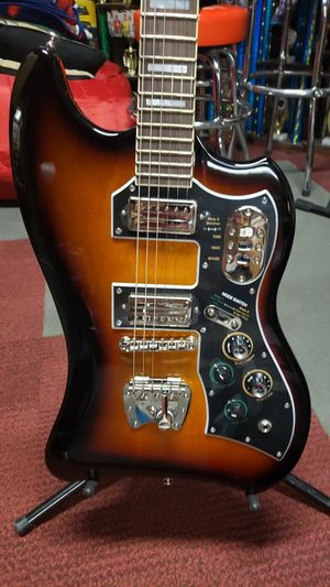 Guild T bird electric guitar for Sale in Saint Charles, MO