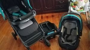 Smooth Ride Travel System makes strolling for Sale in Silver Spring, MD