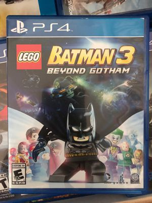 LEGO Batman Beyond Gotham PS4 game for Sale in Mountain View, CA