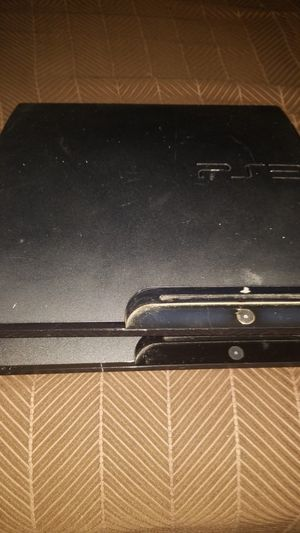 2 PS3s mostly for parts for Sale in Detroit, MI