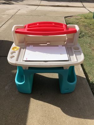 Kid Play Desk for Child for Sale in Frisco, TX
