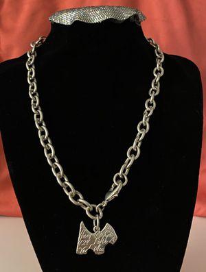 Tiffany co. Silver necklace for Sale in Castro Valley, CA