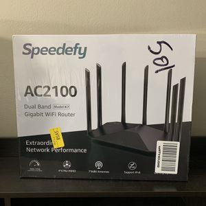 Brand new Wifi 6 Gigabit Router for Sale in Chicago, IL
