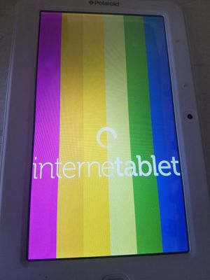 POLAROID TABLET MODEL Pmid703C for Sale in Victorville, CA
