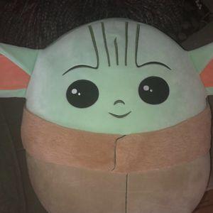 Yoda Plush Pillow Large for Sale in Littleton, CO
